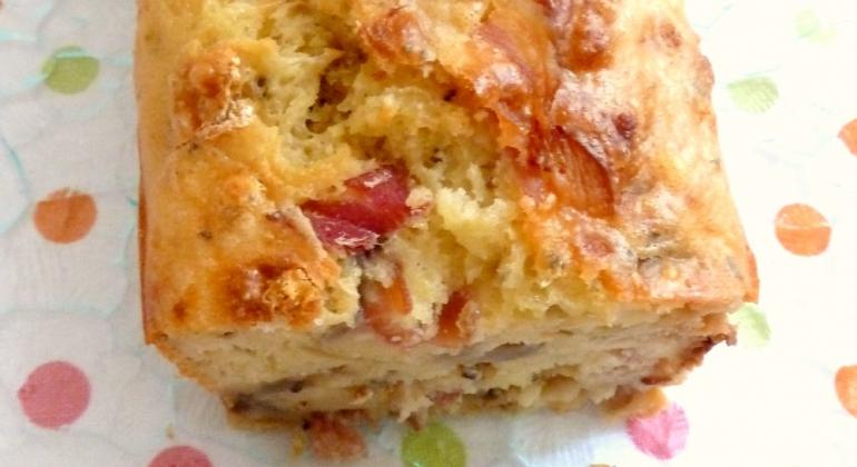 Recette Cake Leger Poireaux Saumon