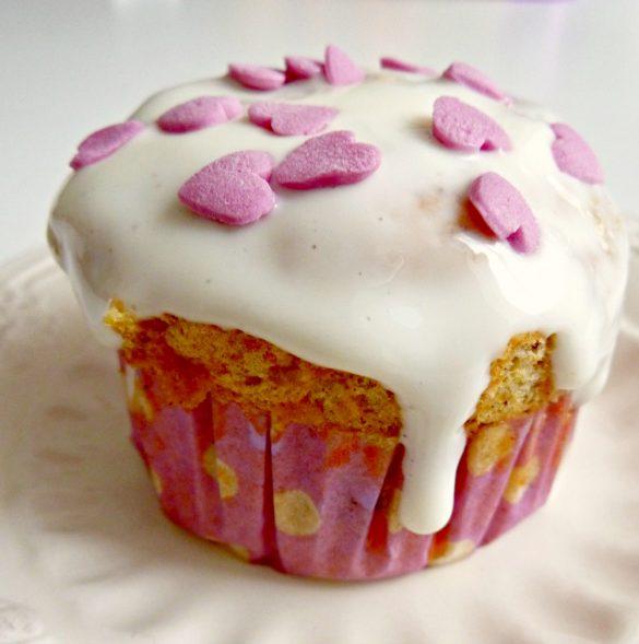 Carrot cake aérien