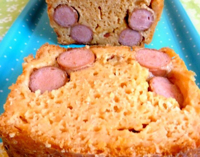 Hot dog cake - Rappelle toi des mets