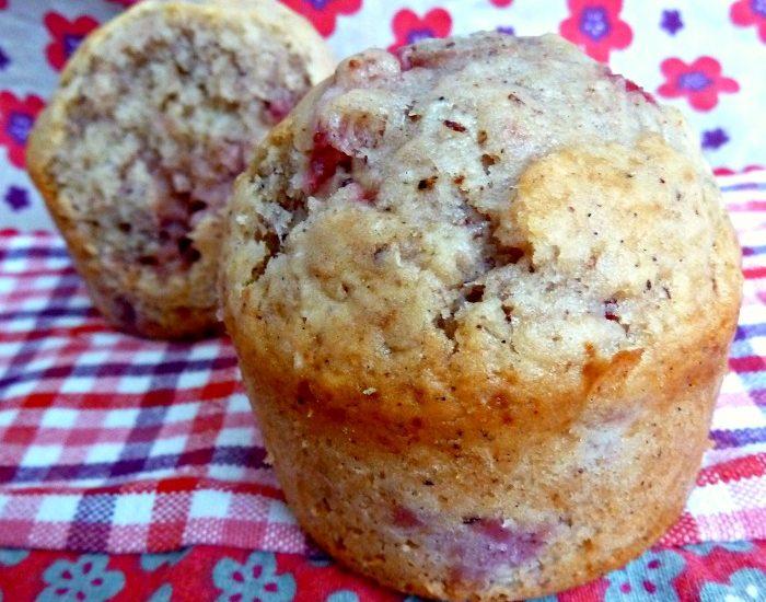 Base de muffins moelleux