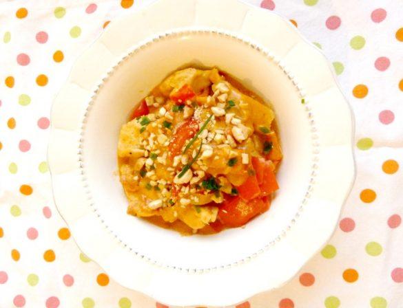 Poulet au beurre – Chicken Makhani