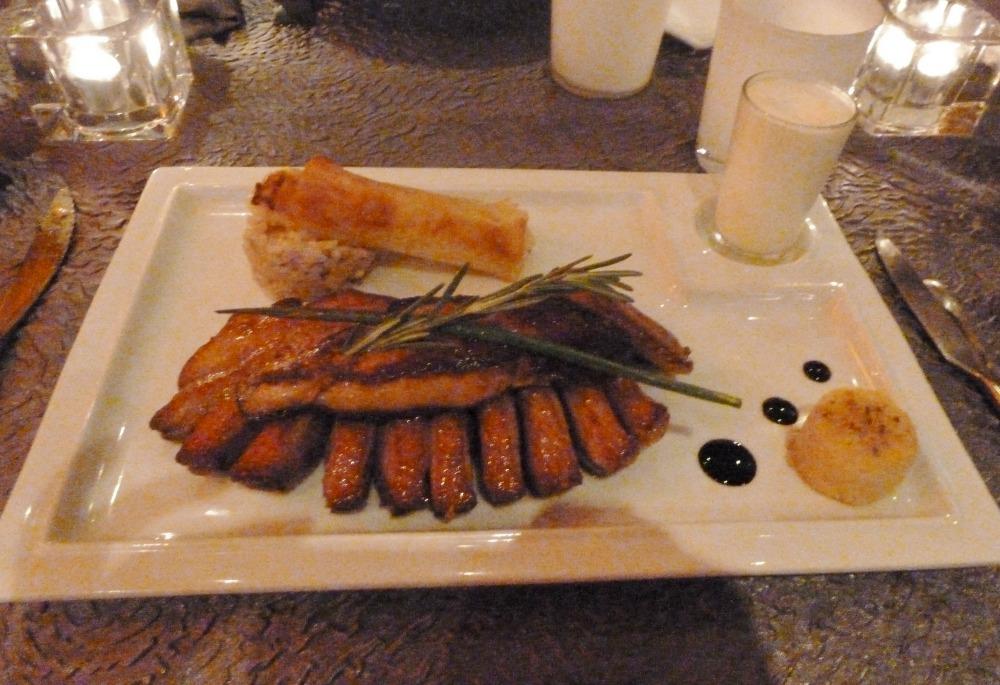 Restaurant le saint sauvage toulouse rappelle toi des mets for Le saint sauvage toulouse