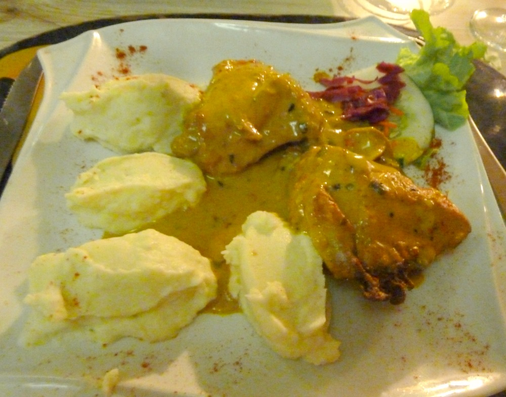 poulet boucane guadeloupe