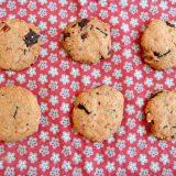 Cookies beurre de cacahouète