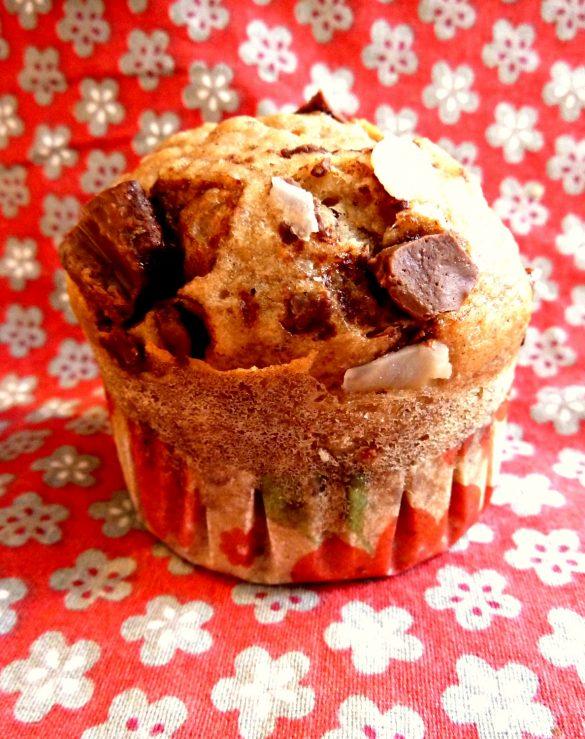 Muffins aux bananes