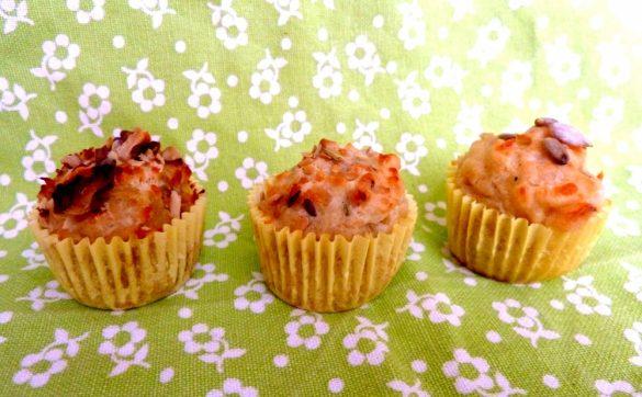 Mini muffins apéro
