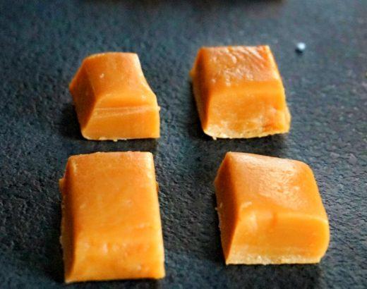 Caramels mous - Rappelle toi des mets
