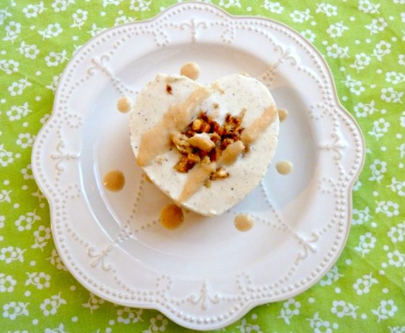 KKVKVK#55: Entremet léger pommes – granola