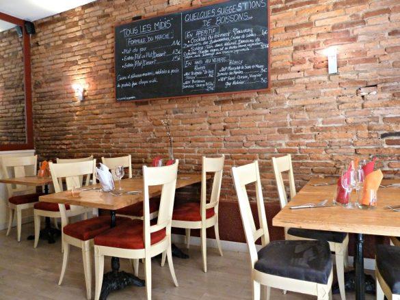 Restaurant le Perchepinte, Toulouse