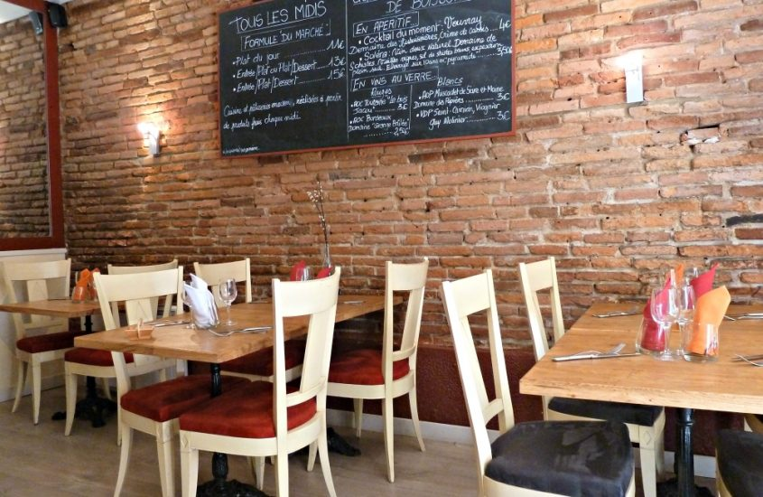 Restaurant le Perchepinte, Toulouse