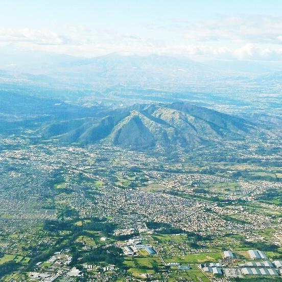 2 semaines en Equateur