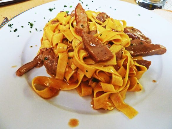 La Gratella et Osteria de Peccatori et la Gratella: restaurants à Florence