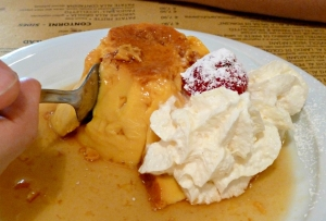 Crème caraml