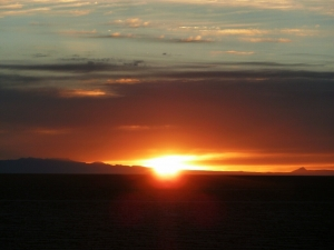 Désert de Bolivie
