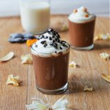 Liégeois au chocolat - Rappelle toi des mets