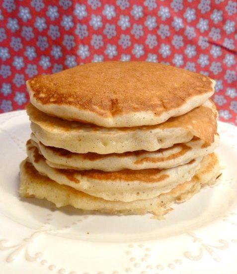 Pancakes moelleux et épais!