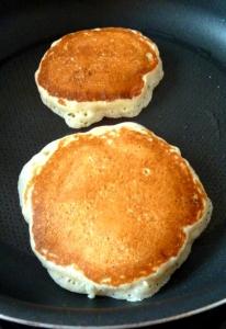 Pancakes moelleux - Rappelle toi des mets