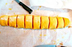 Brioche potimarron cannelle  - Cinnamon Rolls