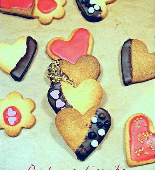 Biscuits de Saint-Valentin – Battle food 28