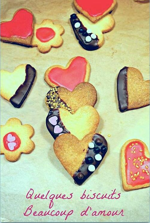 Biscuits de Saint-Valentin – Battle food 28
