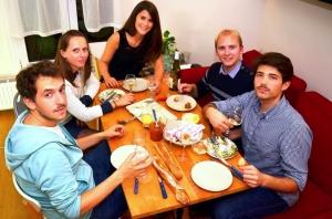 Emmanuel's dinner