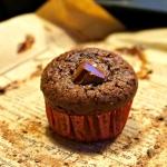 Muffins au chocolat - Rappelle toi des mets