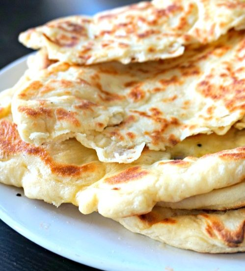 Naan au fromage – Bataille food #21
