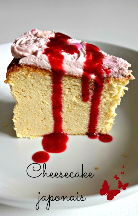 cheesecake japonais - Rappelle toi des mets