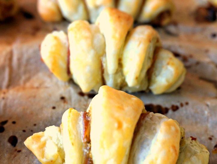 Croissants apéritif