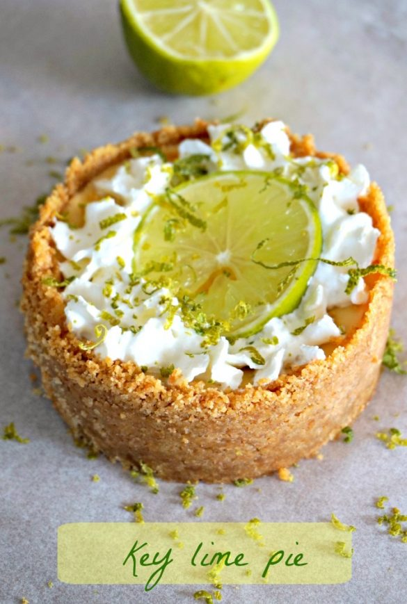 Battle food #30: Key lime pie
