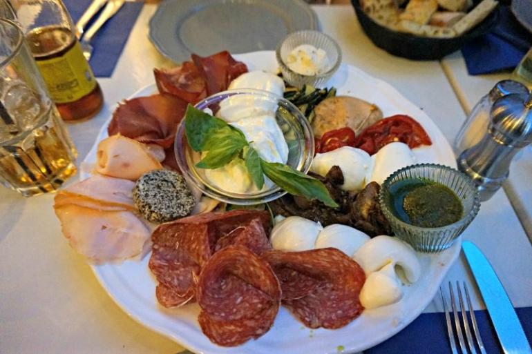Restaurant Mozzato - Rappelle toi des mets