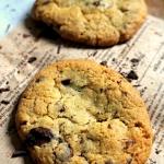 Cookies chocolat - Rappelle toi des mets