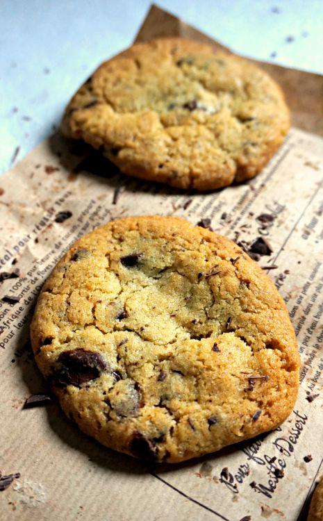 Cookies parfaits, test 1