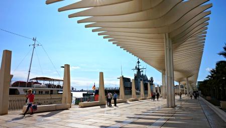 Andalousie Malaga Rappelle toi des mets