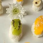 Sushis sucrés - Rappelle toi des mets