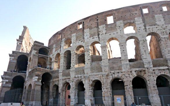 Colisée et forum romain – Mon week end à Rome