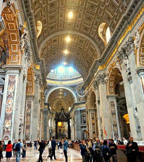 Week end à Rome – Le Vatican