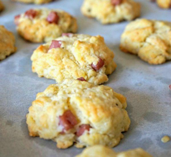 Cookies salés - Rappelle toi des mets