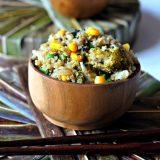 Quinoa aux légumes - Rappelle toi des mets