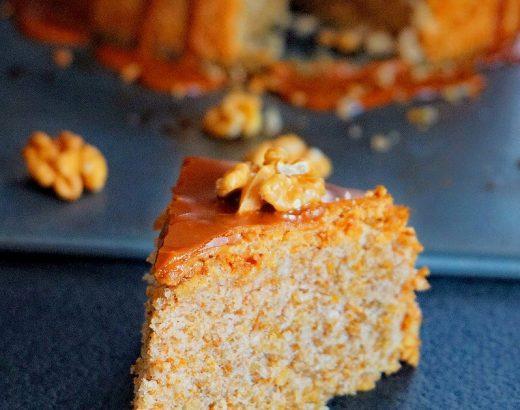 Gâteau aux noix - Rappelle toi des mets
