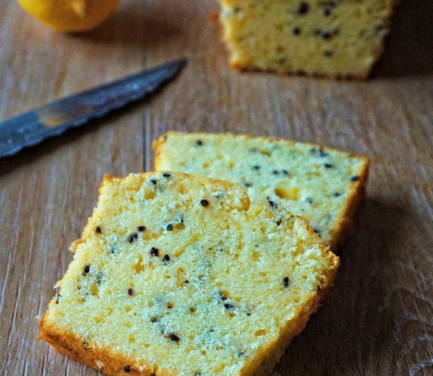 Cake au citron de Felder- Rappelle toi des mets