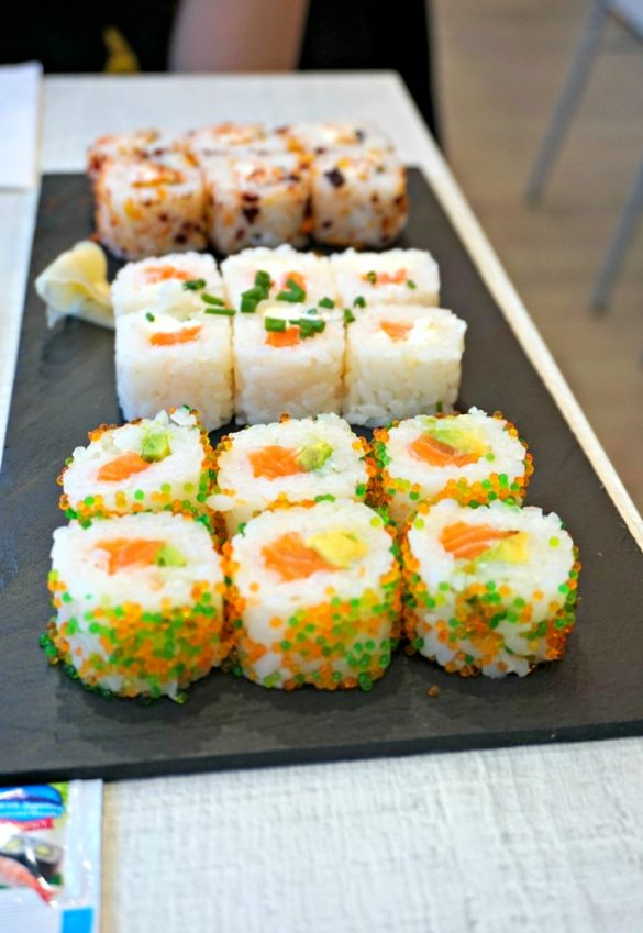 B sushi, restaurant de sushis à Albi