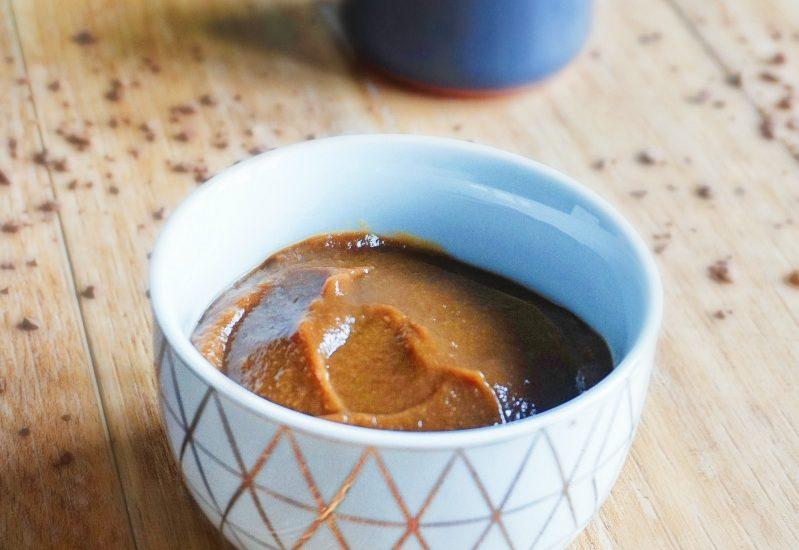 Coffee curd, pour changer du citron