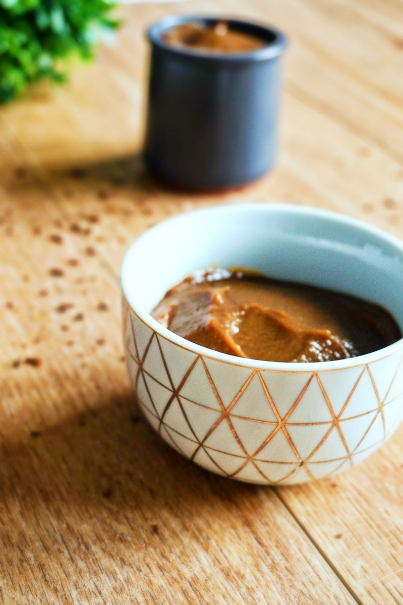 Coffee curd - Rappelle toi des mets