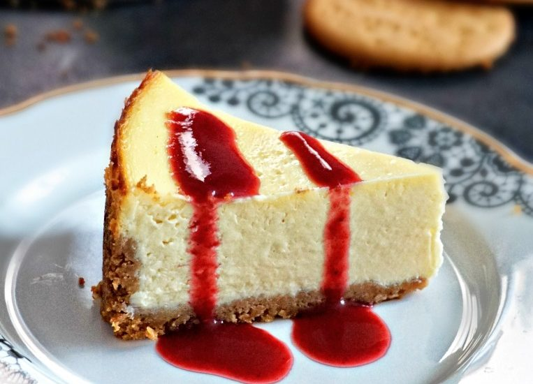 Cheesecake crémeux à la vanille : le top!
