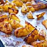 Potatoes - Rappelle toi des mets