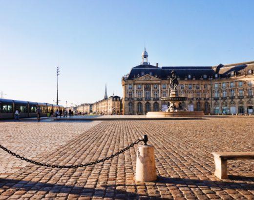 Week end à Bordeaux