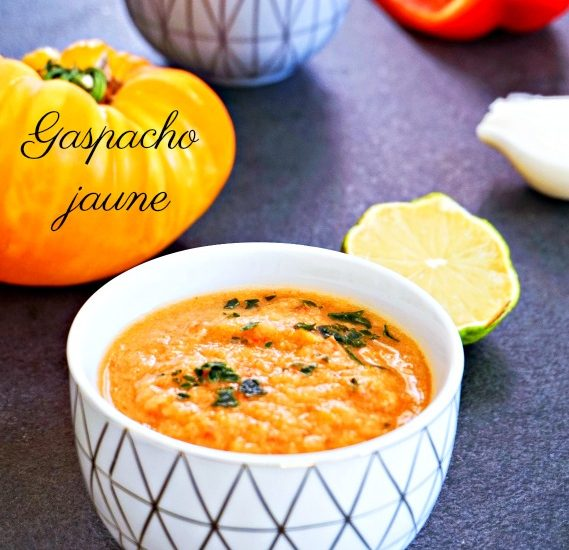 Gaspacho - Rappelle toi des mets