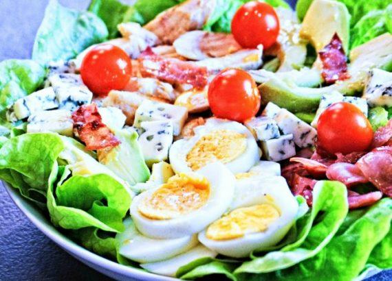 Salade Cobb - Rappelle toi des mets