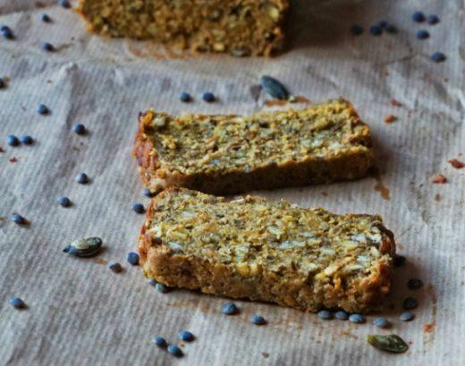 Lentil loaf végétal - Rappelle toi des mets